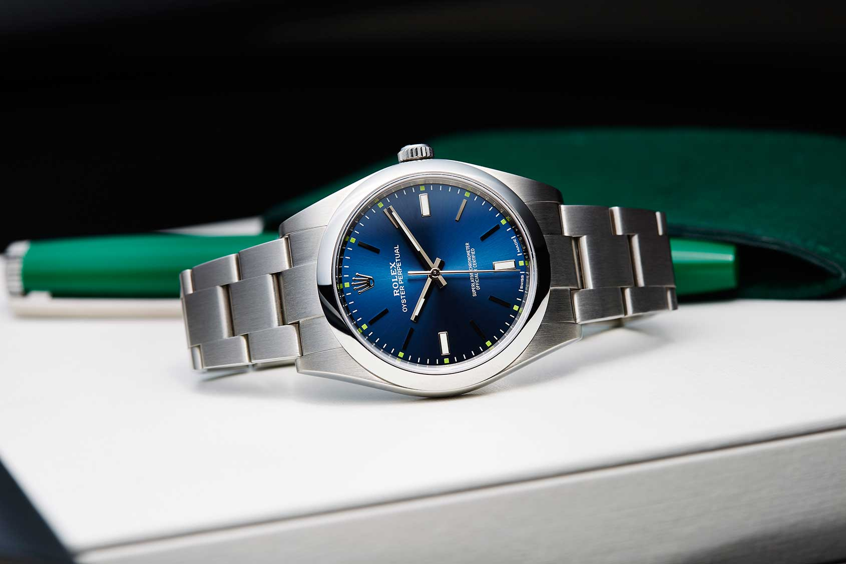 de54ebf3793 The Perfect Rolex Oyster Perpetual 39 Review - How To Find Best ...