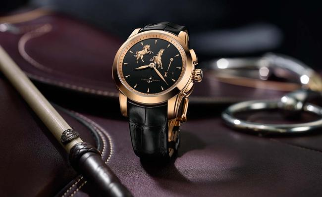 "Replica Ulysse Nardin Limited-edition Hourstriker ""Horse"" Hands On"