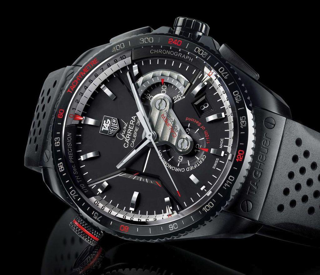 cheap Tag Heuer Grand Carrera Replica Watch