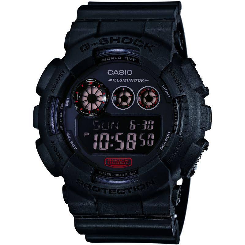 G-Shock GD-120MB-1ER review