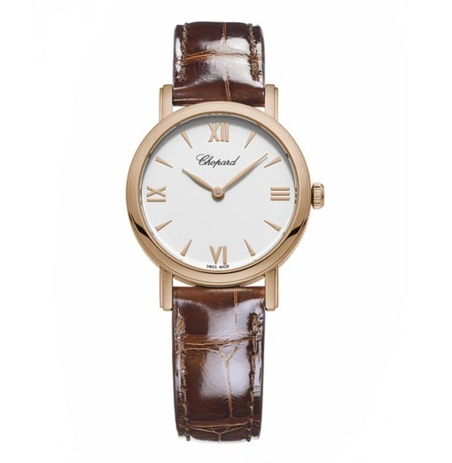 Chopard Classic 28 mm or rose