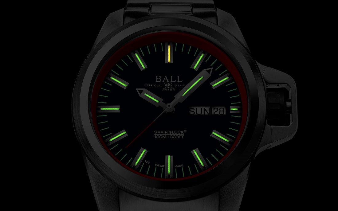 Ball Engineer Hydrocarbon DEVGRU Watch Watch Releases