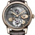 Arnold & Son Royal TES Tourbillon With A Sapphire Twist Watch Releases